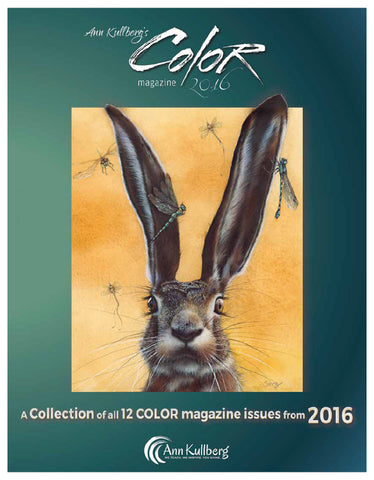 COLOR 2016: Entire year of issues - COLOR Magazine Collection Book