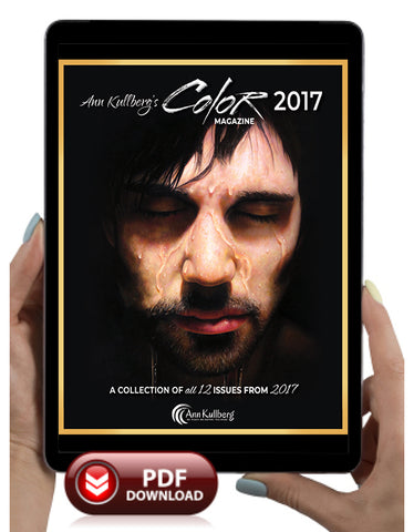 COLOR 2017: Entire year of issues - COLOR Magazine Collection Book