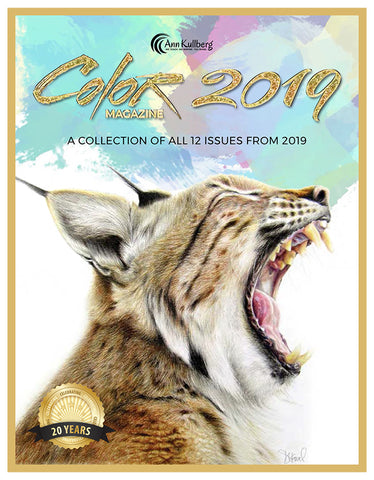 COLOR 2019: Entire year of issues - COLOR Magazine Collection Book