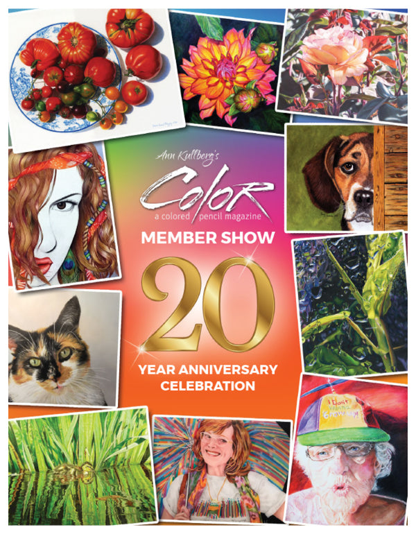 20th Anniversary Celebration Member Show Book
