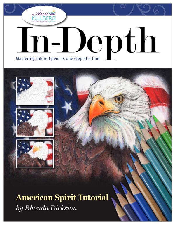 American Spirit: In-Depth Colored Pencil Tutorial