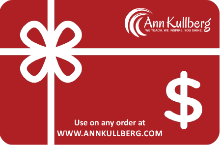 Gift Card for annkullberg.com