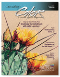 August 2020 - Ann Kullberg's COLOR Magazine - Instant Download