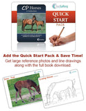 CP Horses - A Complete Colored Pencil Guide to Horses