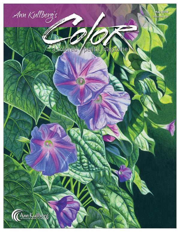 May 2018 - Ann Kullberg's COLOR Magazine - Instant Download