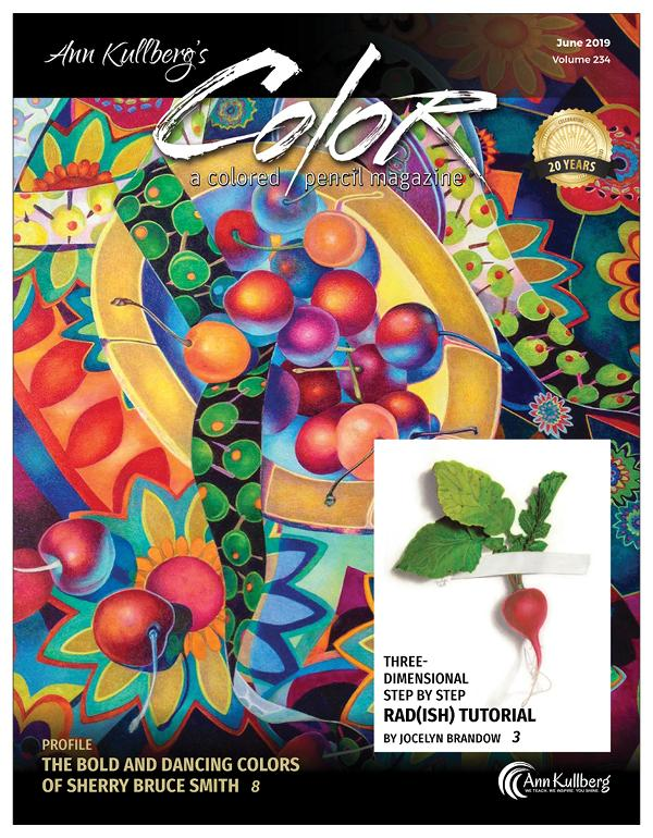 June 2019 - Ann Kullberg's COLOR Magazine - Instant Download