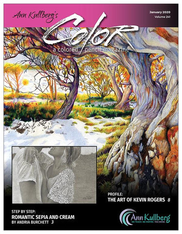 January 2020 - Ann Kullberg's COLOR Magazine - Instant Download