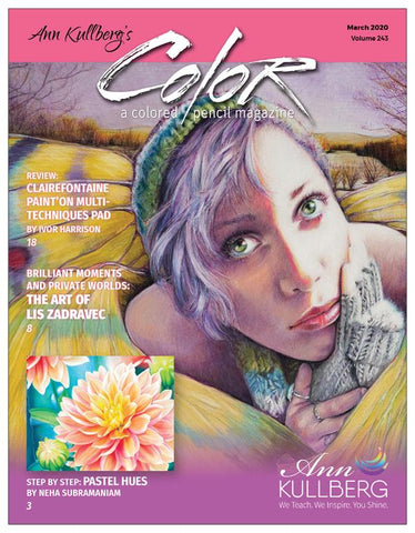March 2020 - Ann Kullberg's COLOR Magazine - Instant Download