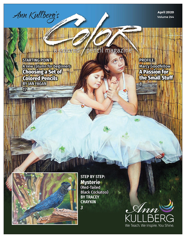 April 2020 - Ann Kullberg's COLOR Magazine - Instant Download