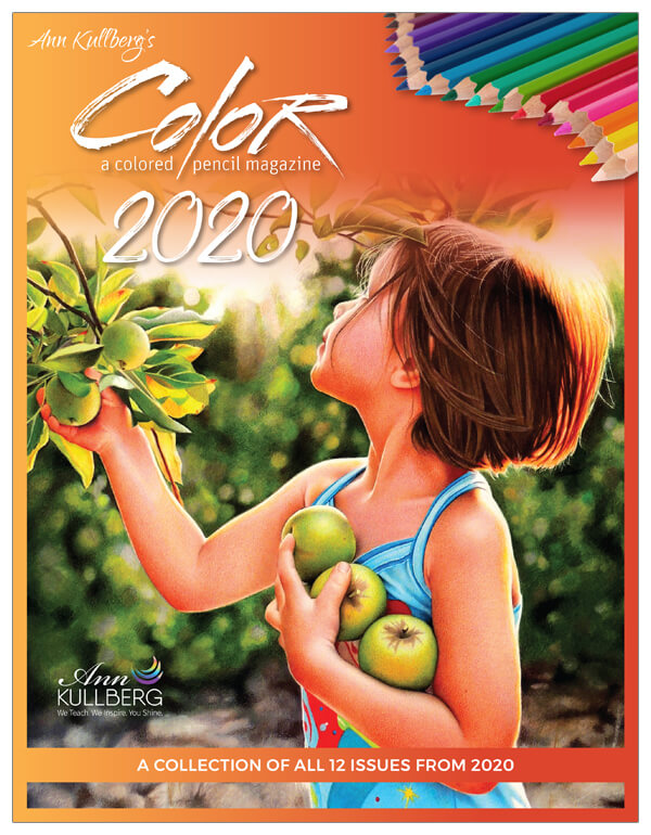COLOR 2020 Entire year of issues - COLOR Magazine Collection Book