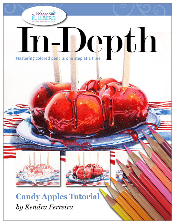 Candy Apples: In-Depth Colored Pencil Tutorial