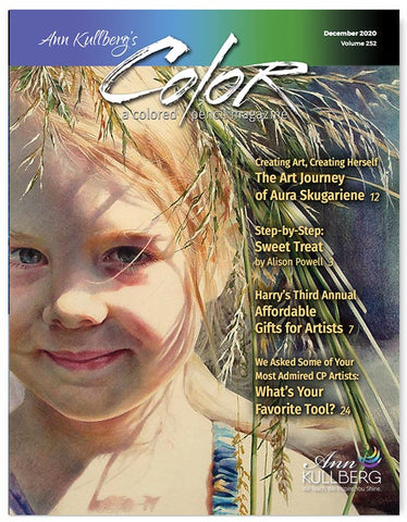 December 2020 - Ann Kullberg's COLOR Magazine - Instant Download