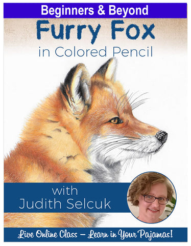 Furry Fox - Pajama Class with Judith Selcuk