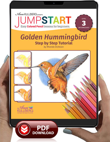 Jumpstart Level 3: Golden Hummingbird
