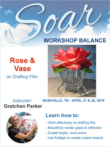 SOAR Workshop Balance - Gretchen Parker, Nashville, TN