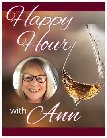 Happy Hour with Ann!
