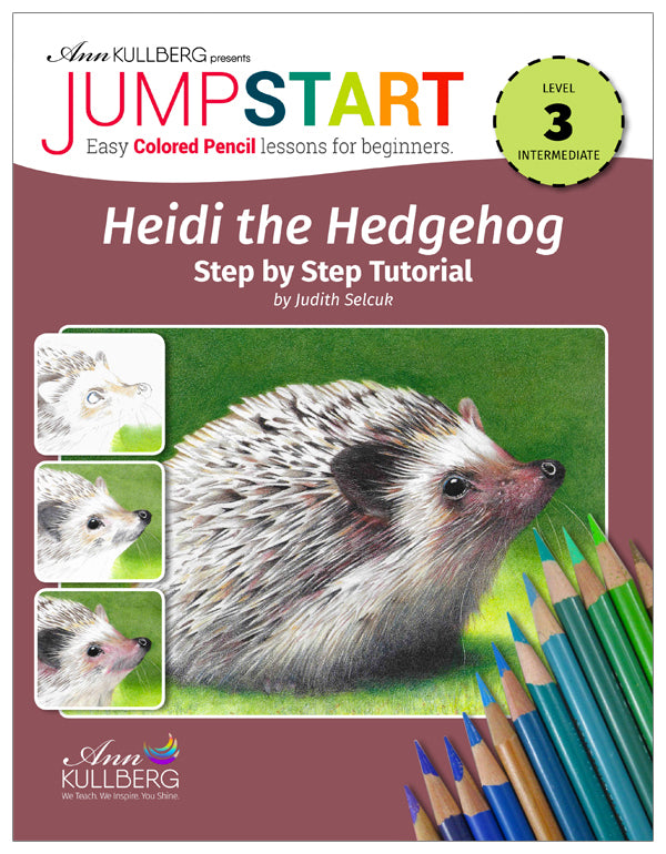 Jumpstart Level 3: Heidi the Hedgehog