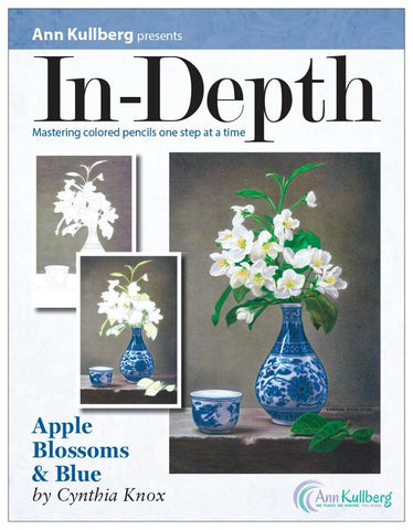 Apple Blossoms & Blue: In-Depth Tutorial