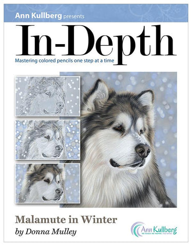 Malamute in Winter: In-Depth Tutorial