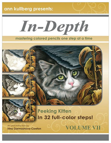 Peeking Kitten In-Depth Tutorial