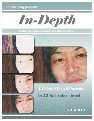 Portrait: In-Depth Colored Pencil Tutorial