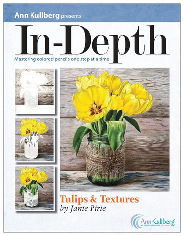 Tulips & Textures: In-Depth Tutorial