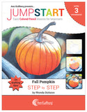 Jumpstart Level 3: Fall Pumpkin on Drafting Film