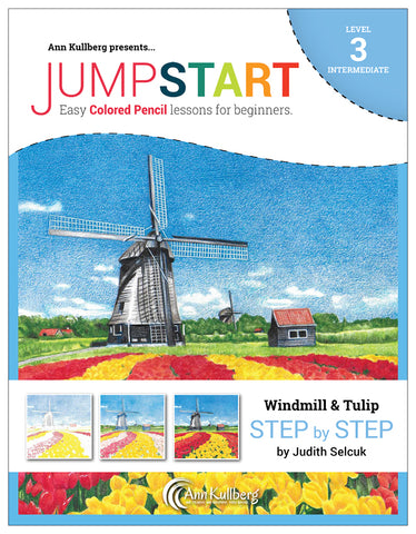 Jumpstart Level 3: Windmill & Tulips