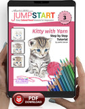Jumpstart Level 3: Kitty with Yarn