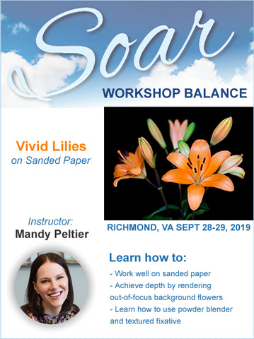 SOAR Workshop Balance - Mandy Peltier, Richmond, VA