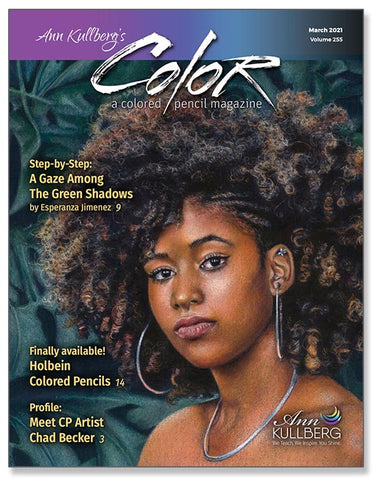 March 2021 - Ann Kullberg's COLOR Magazine - Instant Download