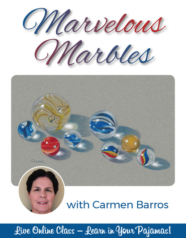 Marvelous Marbles - Pajama Class with Carmen Barros