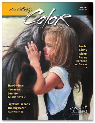May 2021 - Ann Kullberg's COLOR Magazine - Instant Download