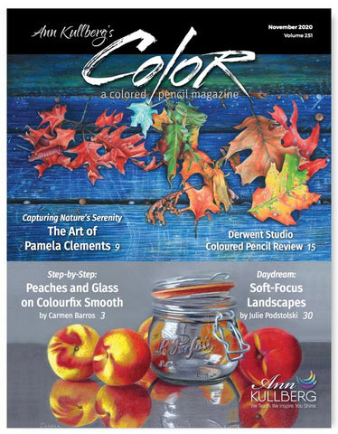 November 2020 - Ann Kullberg's COLOR Magazine - Instant Download
