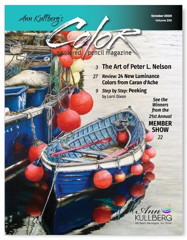 October 2020 - Ann Kullberg's COLOR Magazine - Instant Download