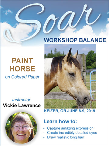 SOAR Workshop Balance - Vickie Lawrence, Keizer Oregon