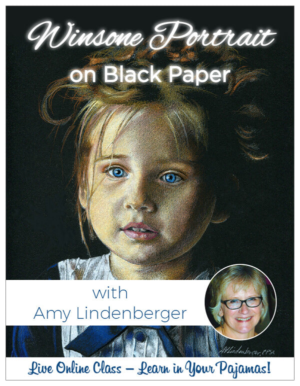 Winsome Portrait - Pajama Class with Amy Lindenberger
