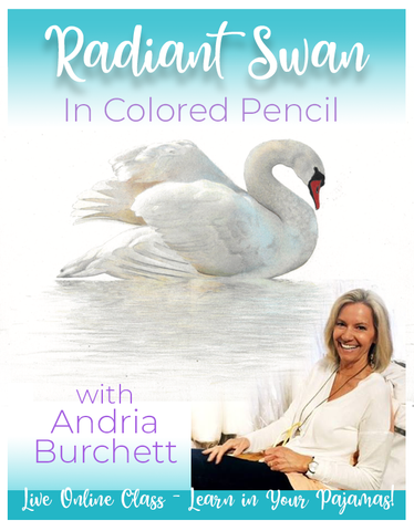 Radiant Swan - Pajama Class with Andria Burchett