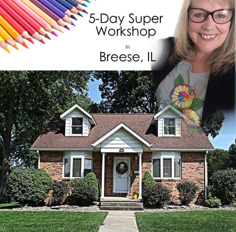 Breese, IL Super Workshop Deposit