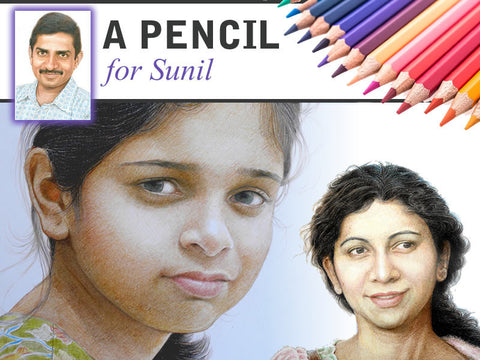 Buy a colored pencil for Sunil please!-Extras-Ann Kullberg