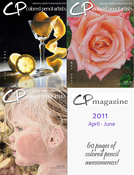 CP Magazine - April through June 2011 Bundle-Magazine-Ann Kullberg