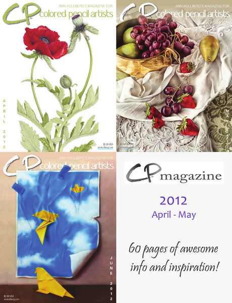 CP Magazine - April thru June 2012 Bundle-Magazine-Ann Kullberg