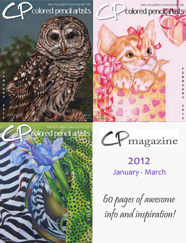 CP Magazine - January thru March 2012 Bundle-Magazine-Ann Kullberg
