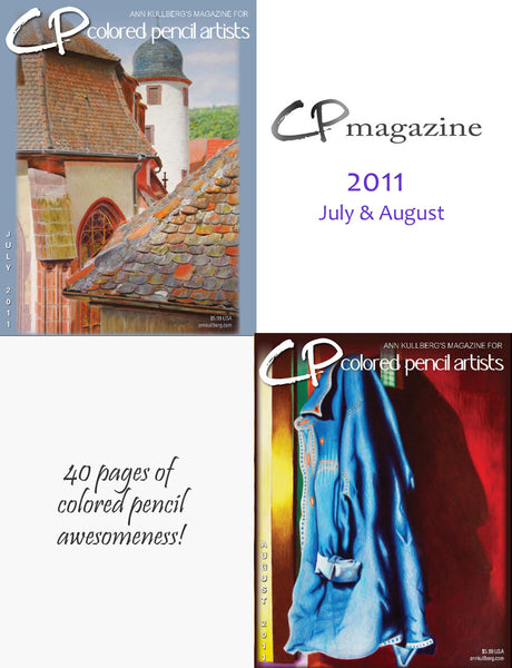 CP Magazine - July and August 2011 Download Bundle-Magazine-Ann Kullberg