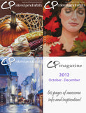 CP Magazine - October thru December 2012 Bundle - Instant Download