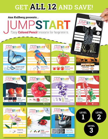 Jumpstart Collection: All 12 LESSONS-Jumpstart-Ann Kullberg