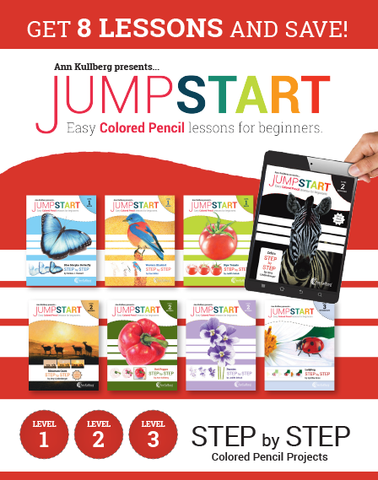 Jumpstart Digital Collection: 8 LESSONS-Jumpstart-Ann Kullberg