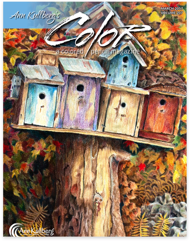 March 2017 - Ann Kullberg's COLOR Magazine - Instant Download
