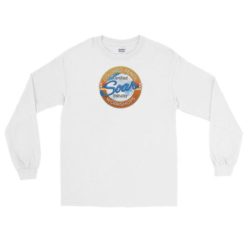 Official SOAR Instructor Long Sleeve T-Shirt