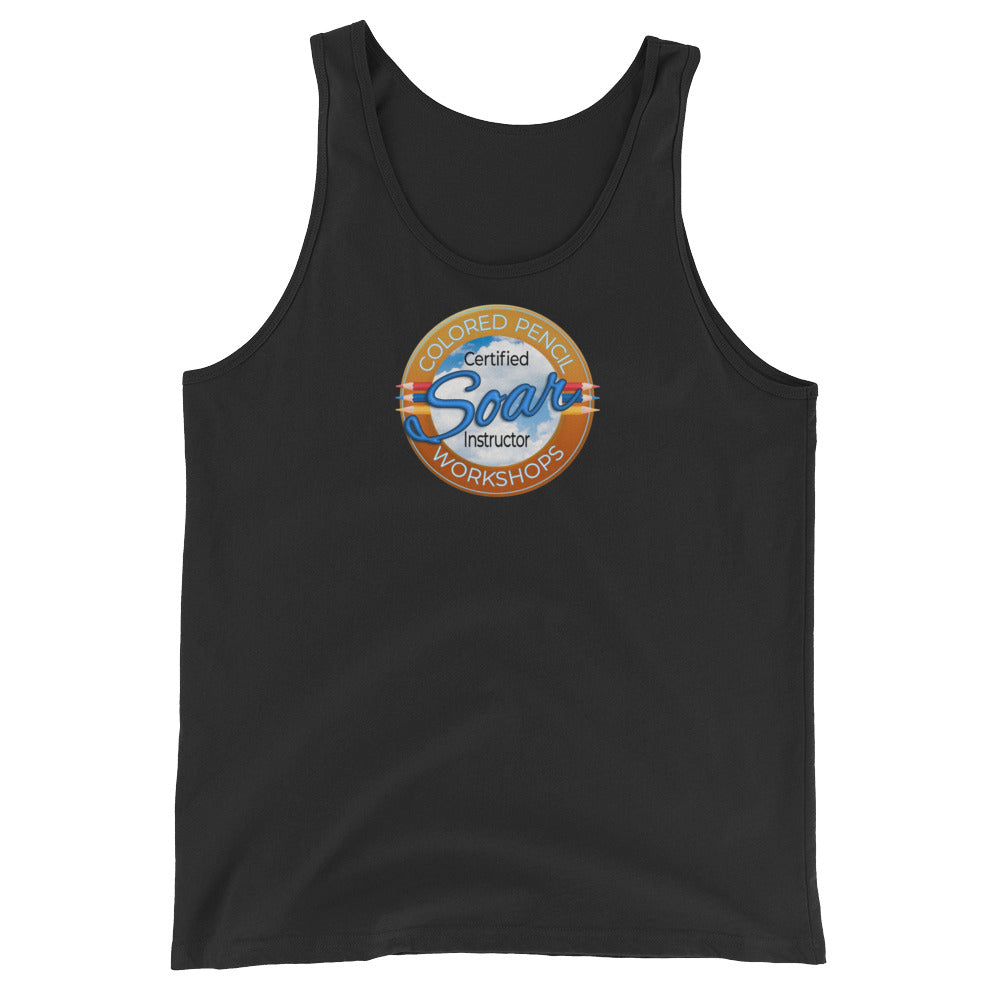 Official SOAR Instructor Unisex Tank Top
